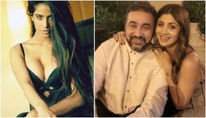 Poonam Pandey's files case against Shilpa Shetty's husband Raj Kundra